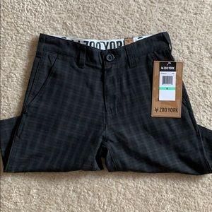 NWT Zoo York shorts for boys